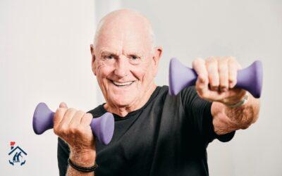Musculação é eficiente para Idosos
